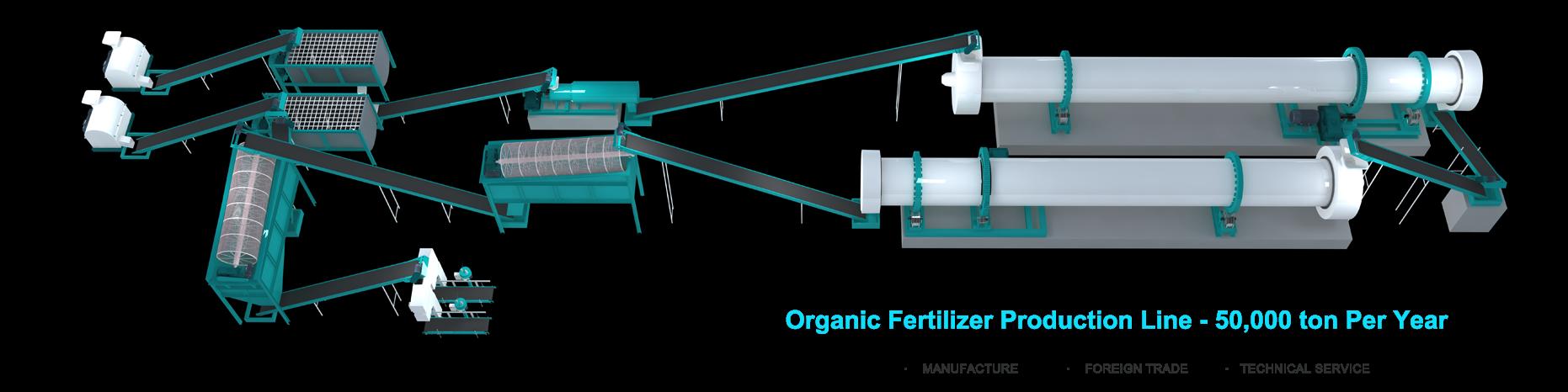 Quality Fertilizer Equipment Manufacturer